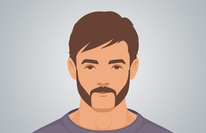 Choose The Right Beard Style For You Gillette India