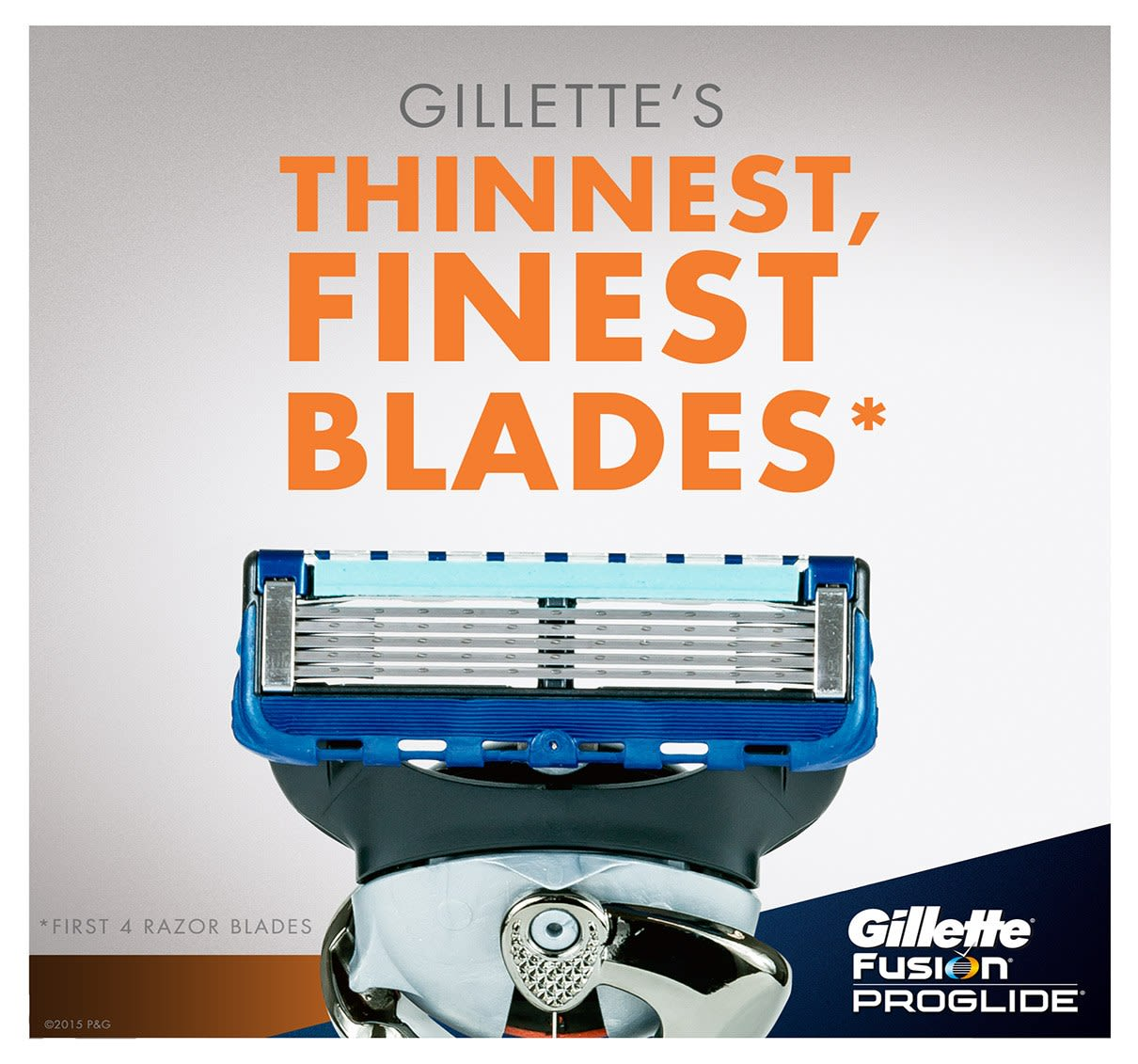 Gillette Fusion Proglide Manual Razor Manual Guide