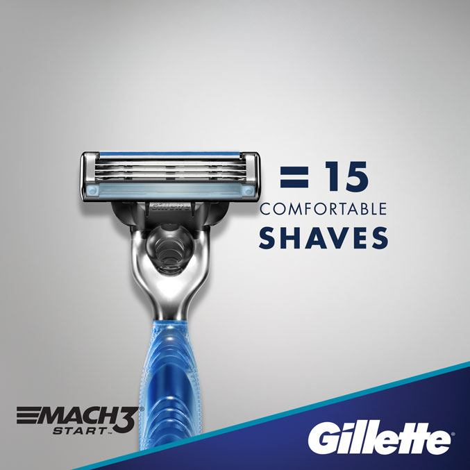 15 comfortable shaves