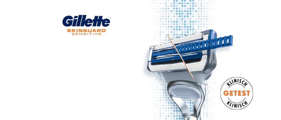 Gillette Skinguard Sensitive