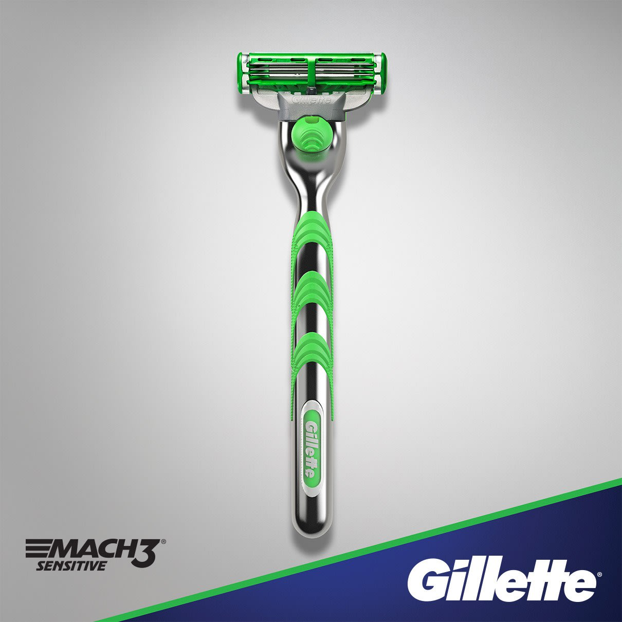 Gillette® MACH3® Sensitive Scheermesjes