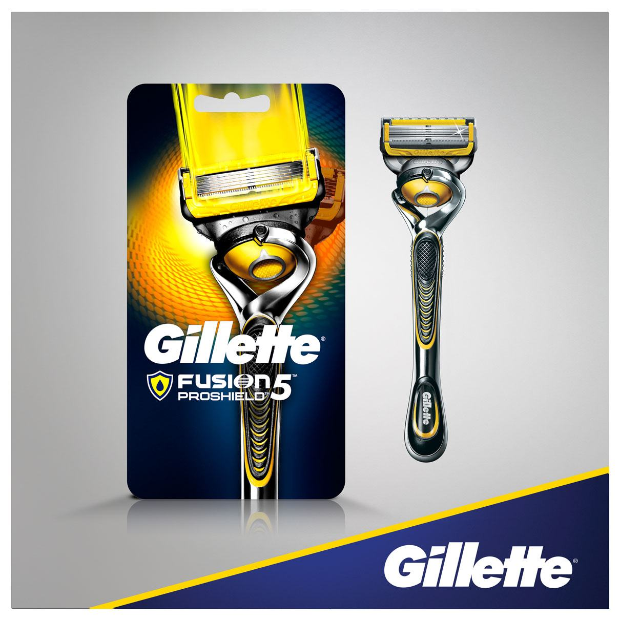 Gillette Proshield Razor