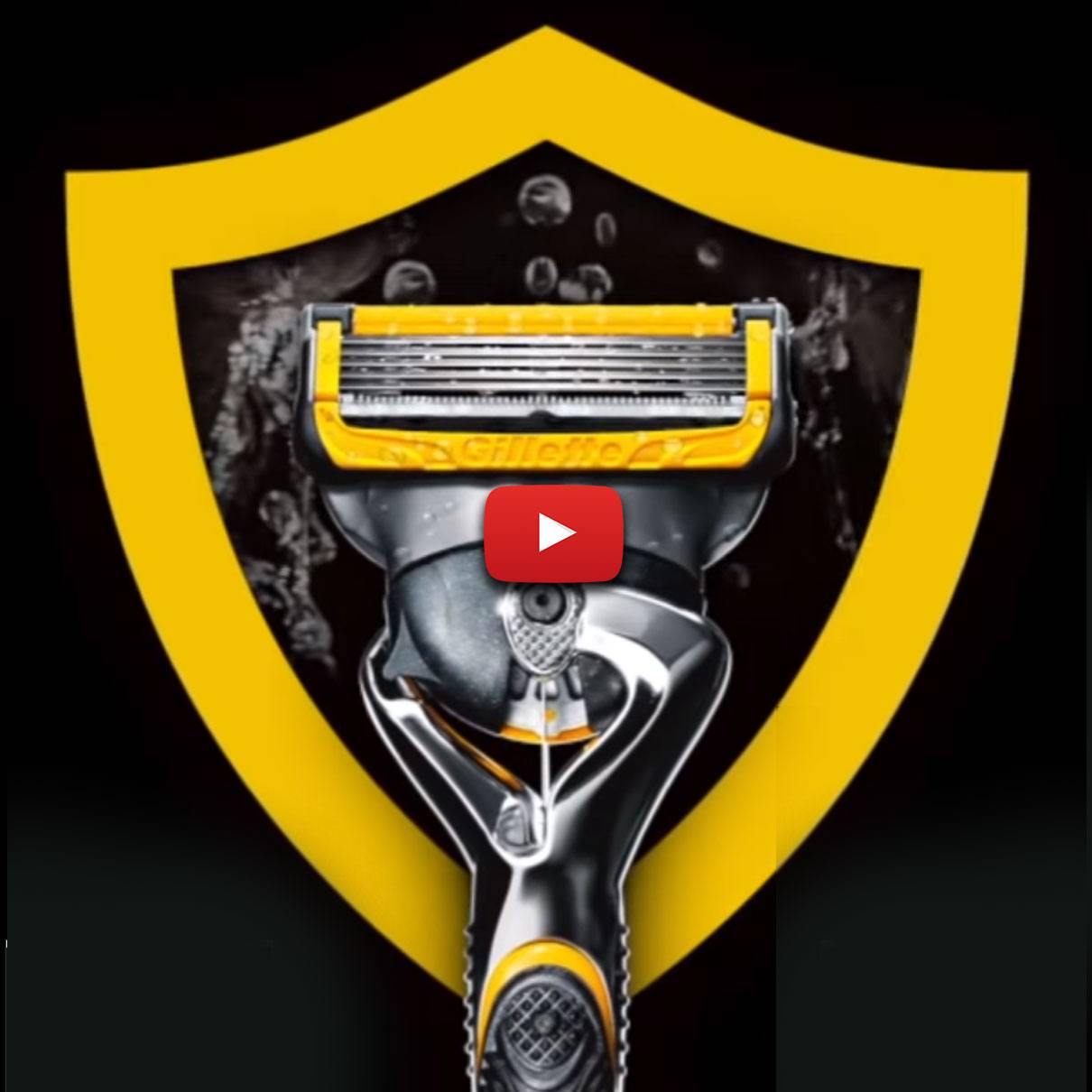 Razor Blade Technology: Gillette Fusion ProShield