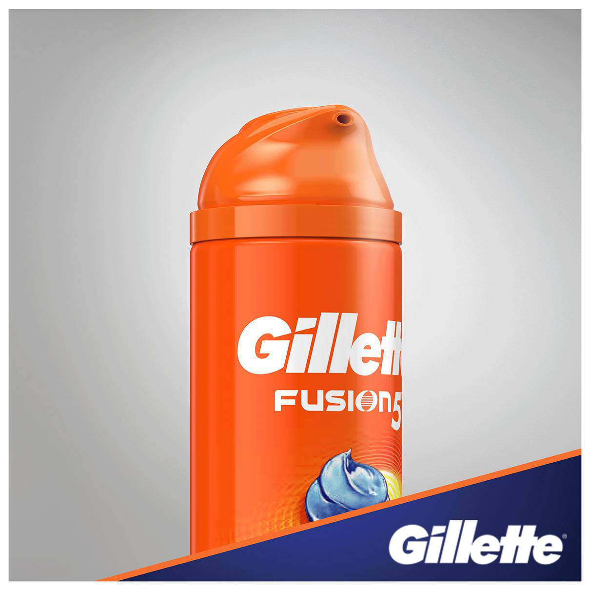 Żel do golenia Gillette Fusion5 Ultra Sensitive + Cooling