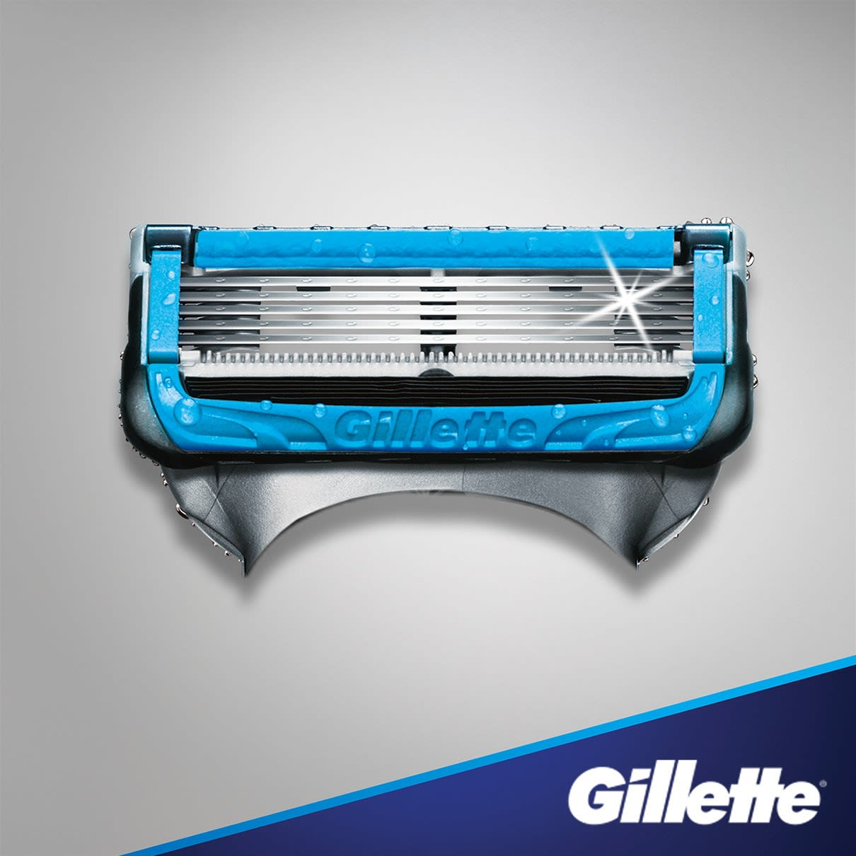 Gillette Fusion5 ProShield Chill Ostrza do maszynek do golenia