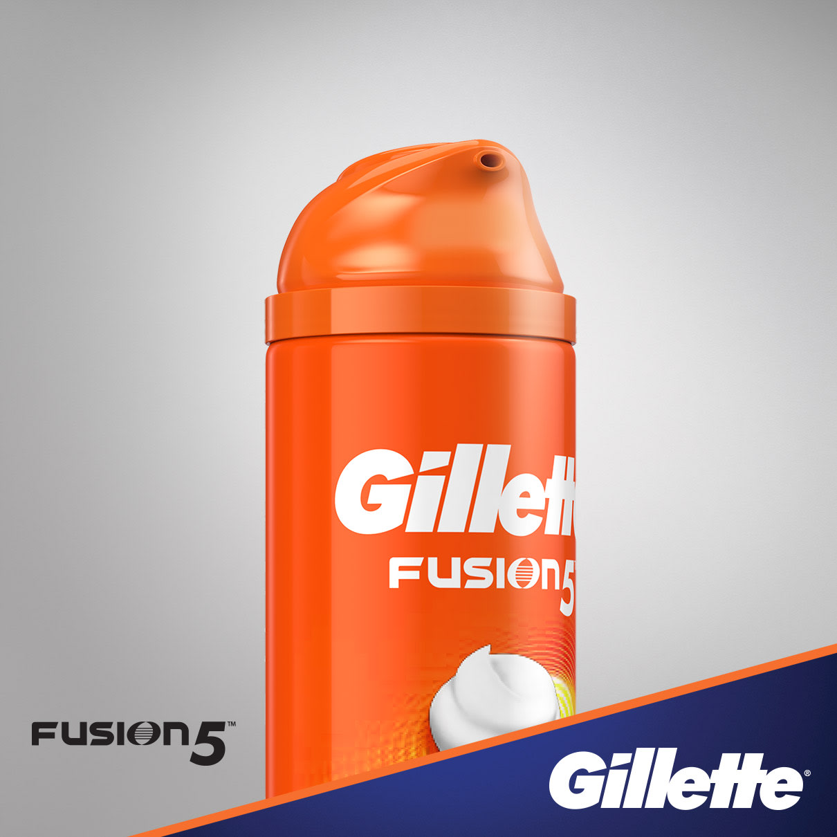 Пена для бритья Gillette Fusion5 Ultra Sensitive