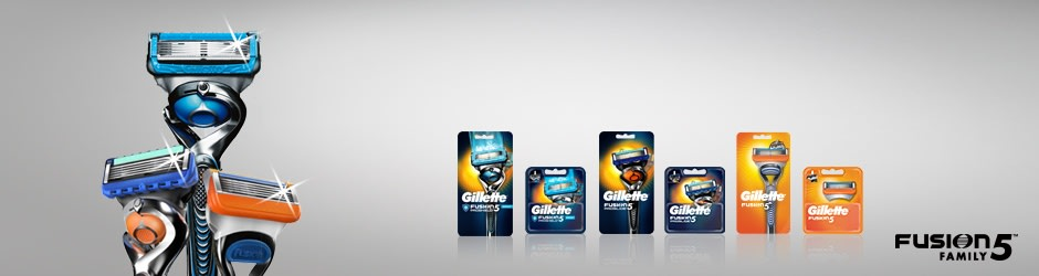 Gillette® Fusion5™ Men's Razors