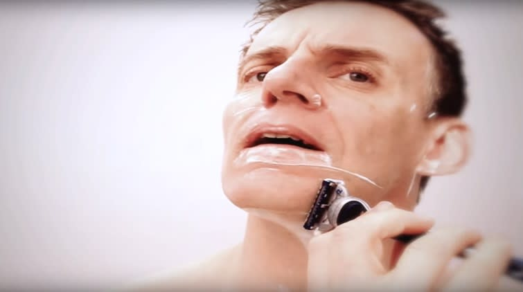 There is no 'right' way to shave for every man.