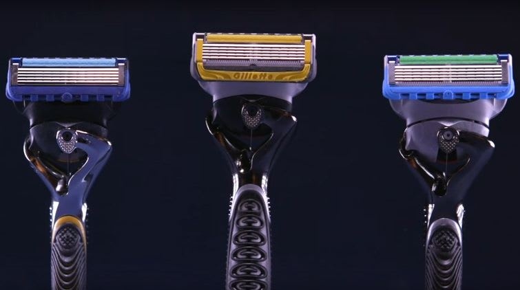 Every man is different, and so is every shave.