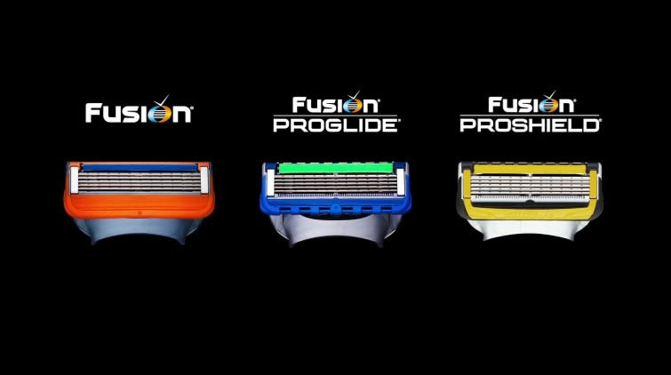 To get a close shave, choose a 3-blade razor like the Gillette Mach 3 or a 5-blade razor like the Gillette Fusion5 for an even better result.