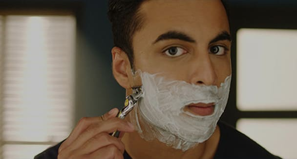 How To Shave Your Face Face Shaving Tips Gillette