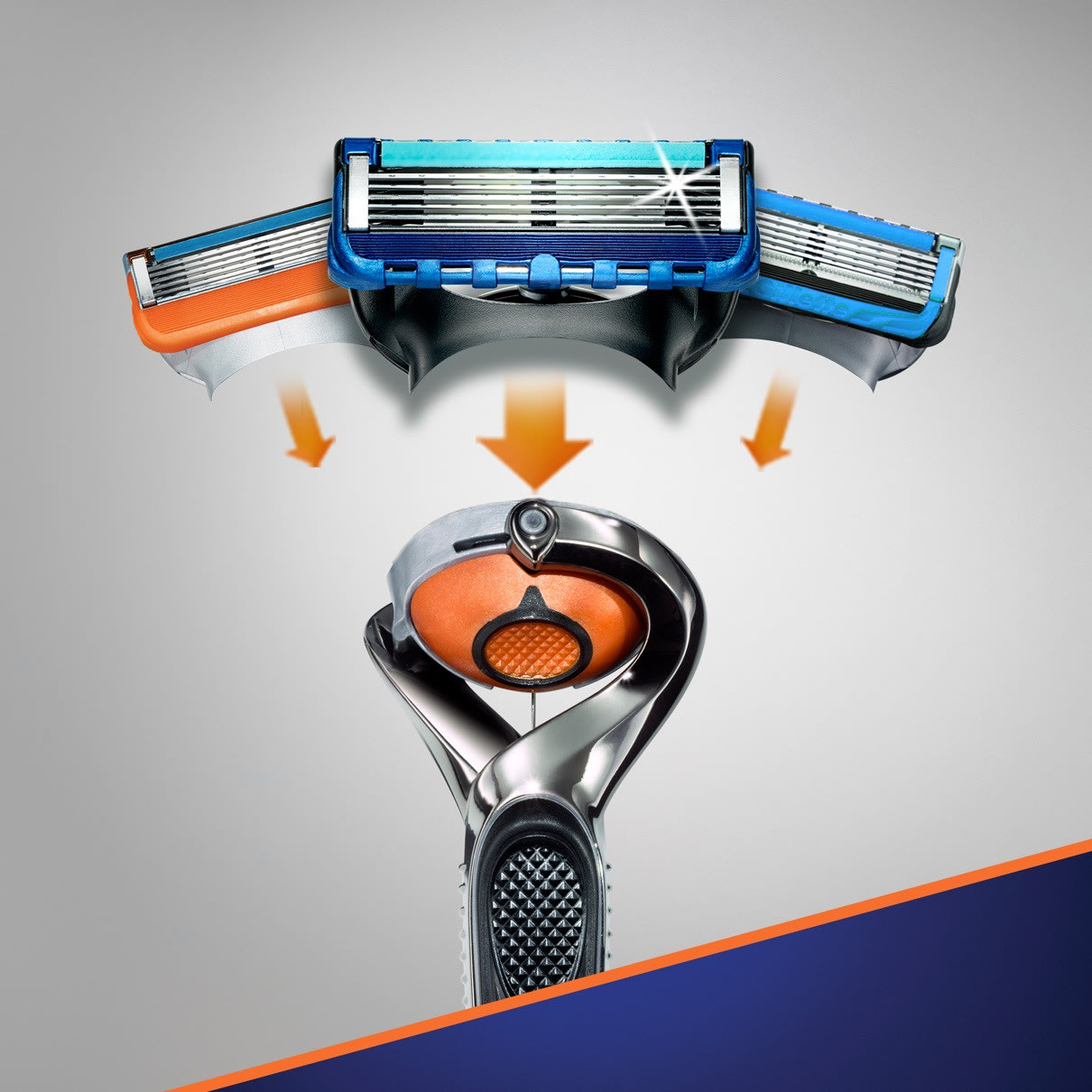8. Fits all Fusion5 blade refills