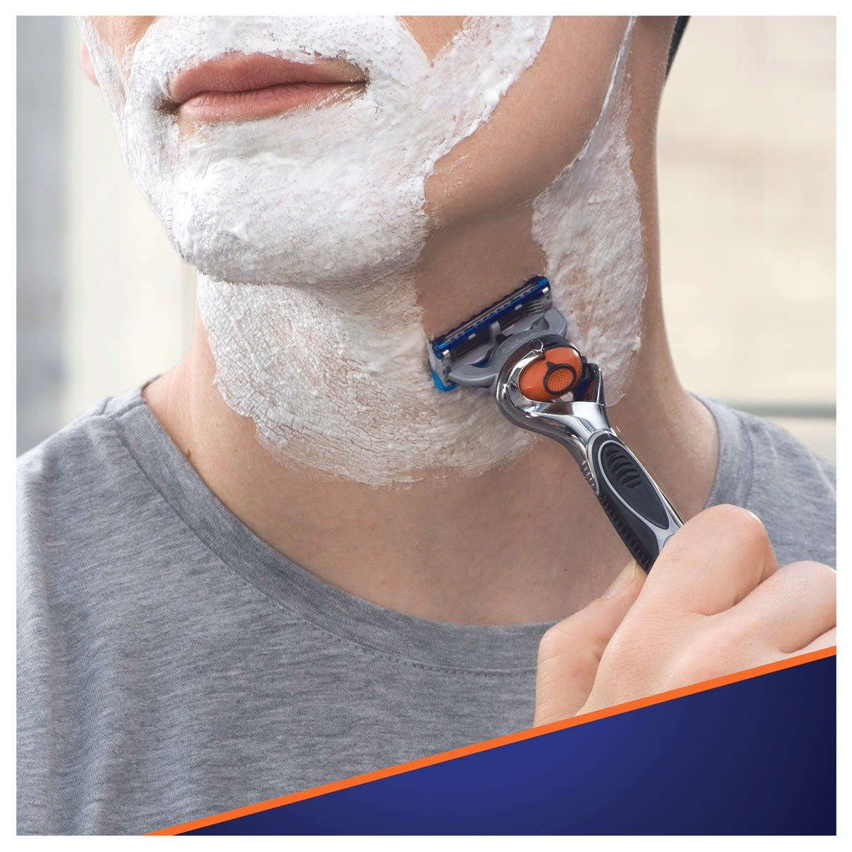 9. 1 refill = up to 1 month of shaves