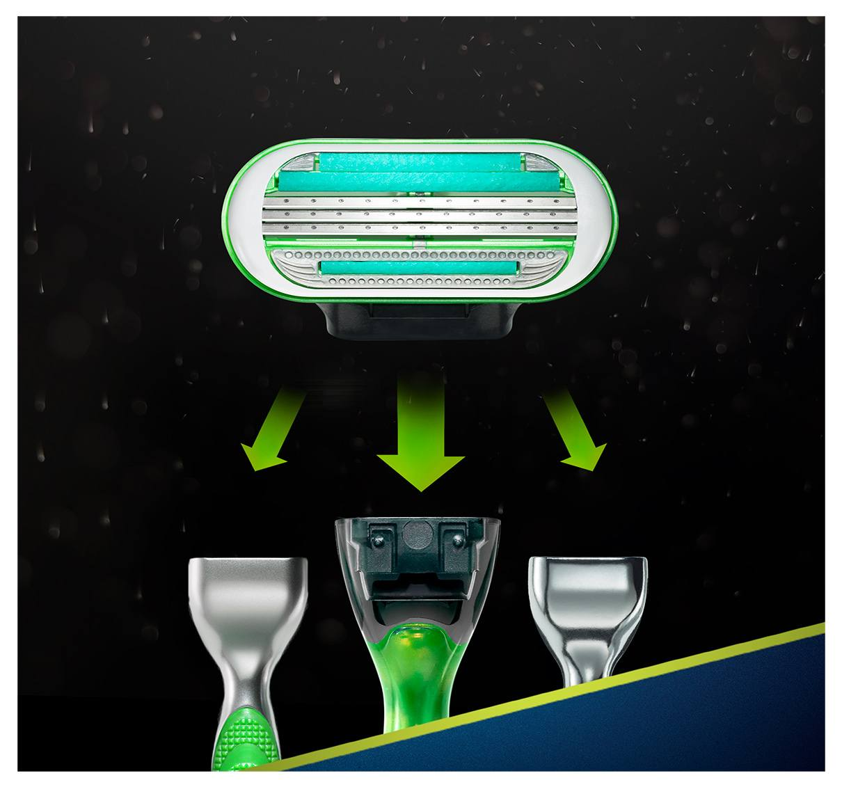 Gillette Body Razor Blades