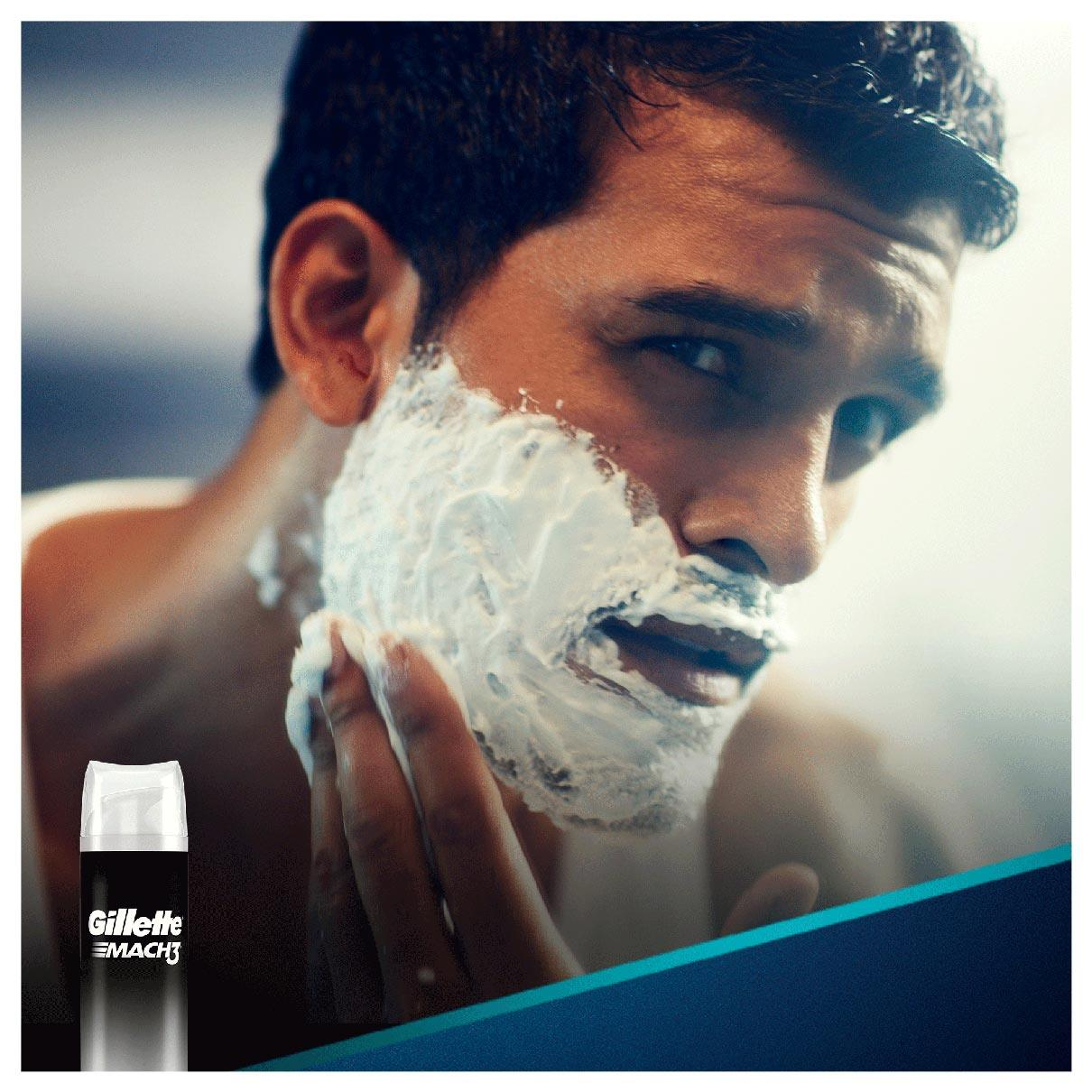 Mach3 Smooth Shave Gel
