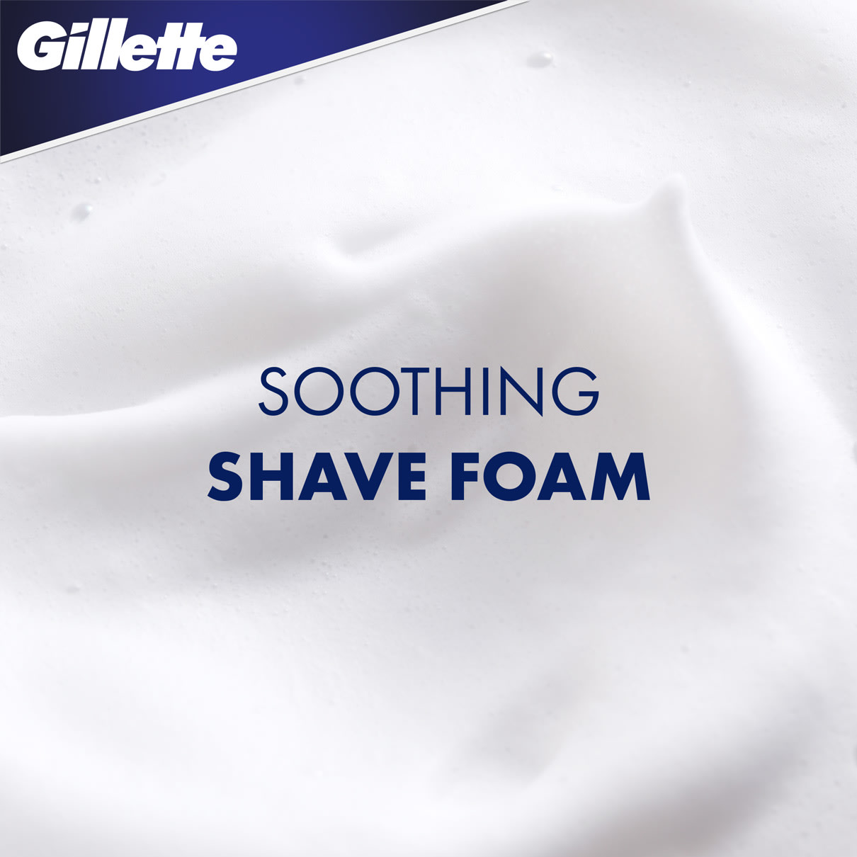 Soothing Shave Foam