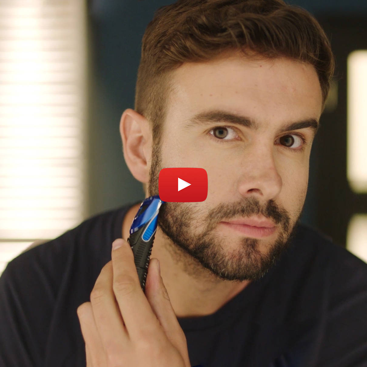 ALL PURPOSE GILLETTE STYLER VIDEO