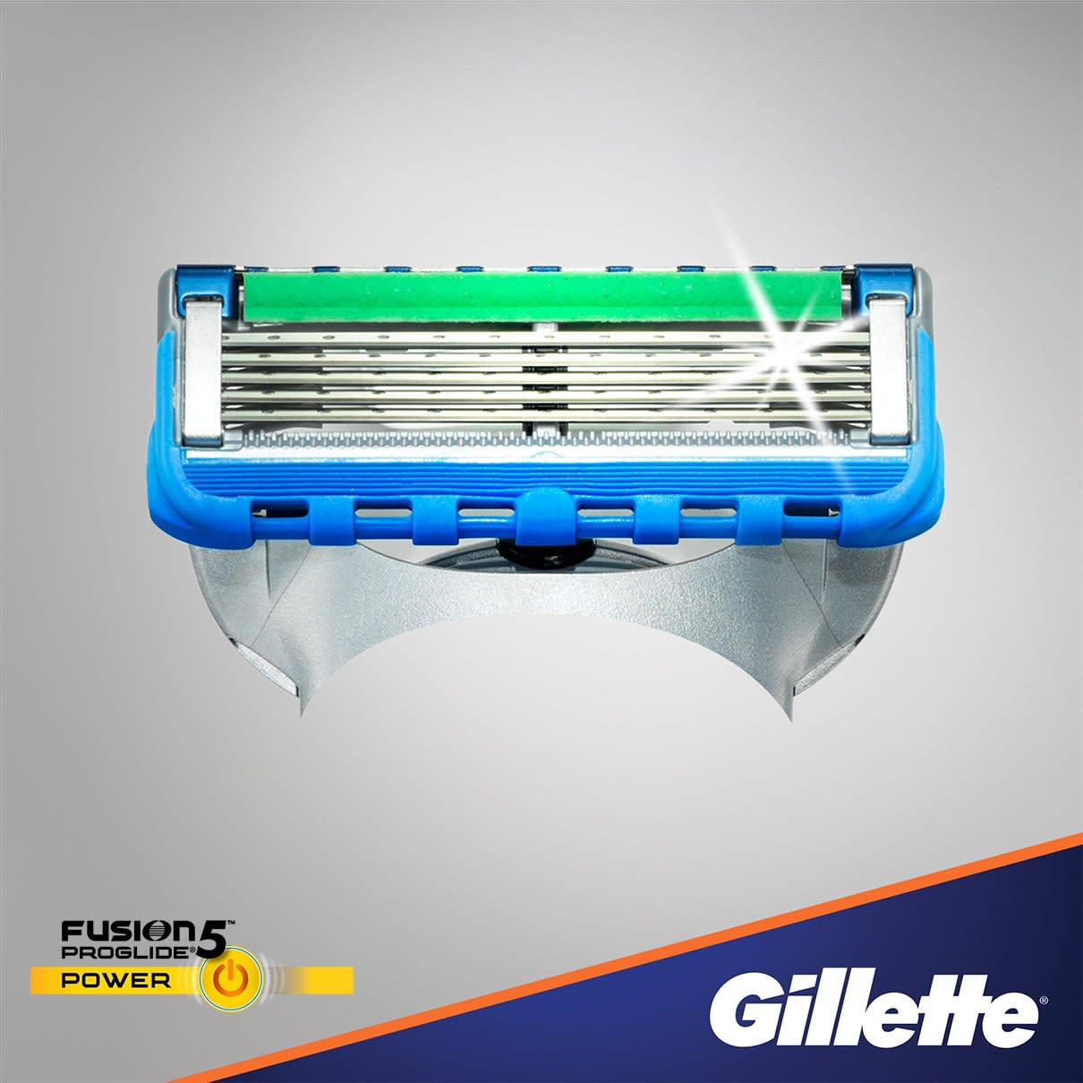 Gillette® Fusion5™ ProGlide® Power Men's Razor Blade Refills