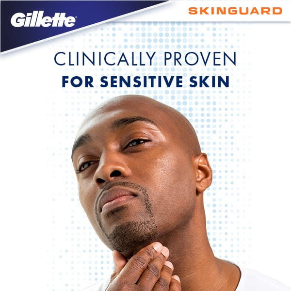 CLINICALLY PROVEN FOR SENSITIVE SKIN