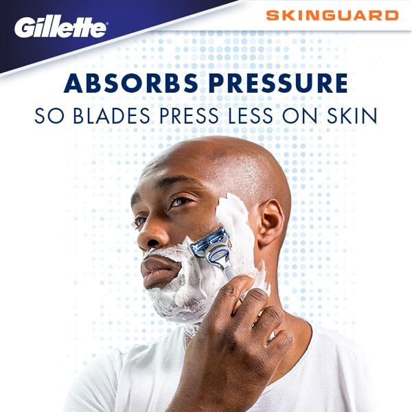 ABSORBS PRESSURE FROM THE HAND