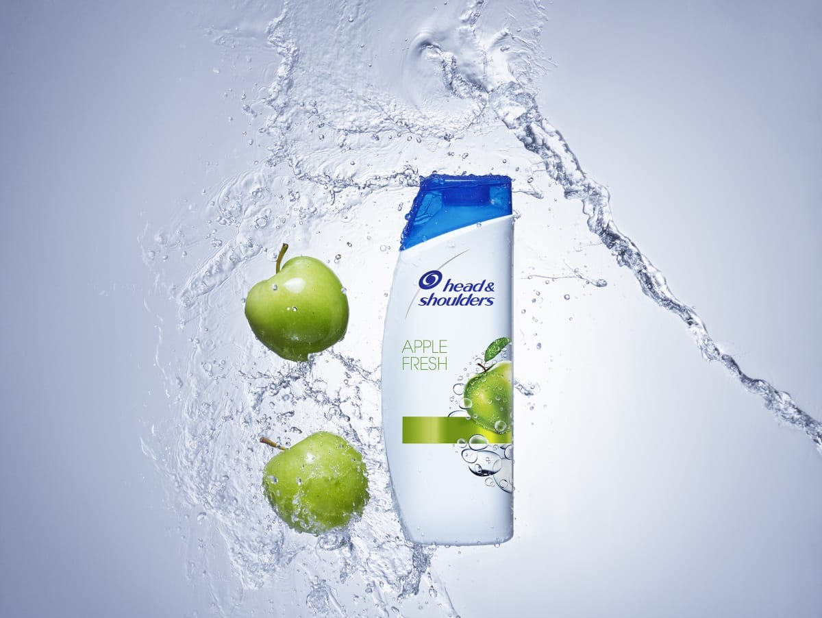 Head & Shoulders Apple Fresh Shampoo