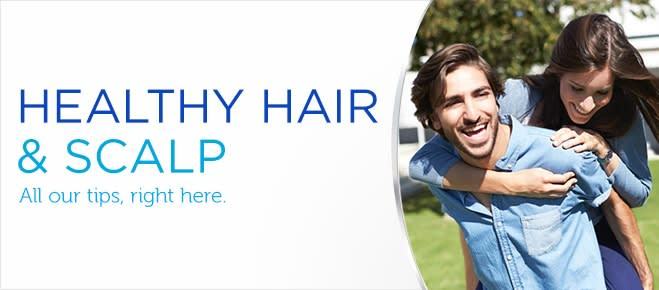 Healthy Hair & Scalp