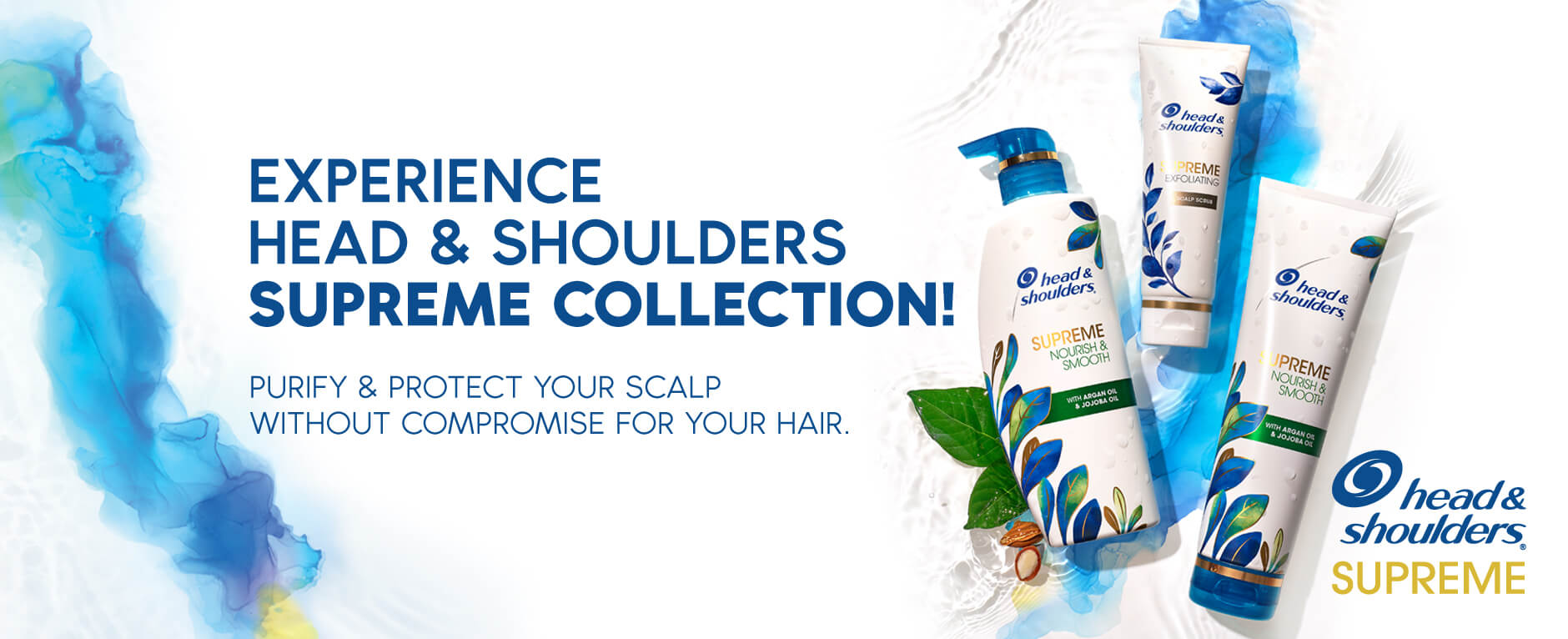 Head&Shoulders US Supreme product range