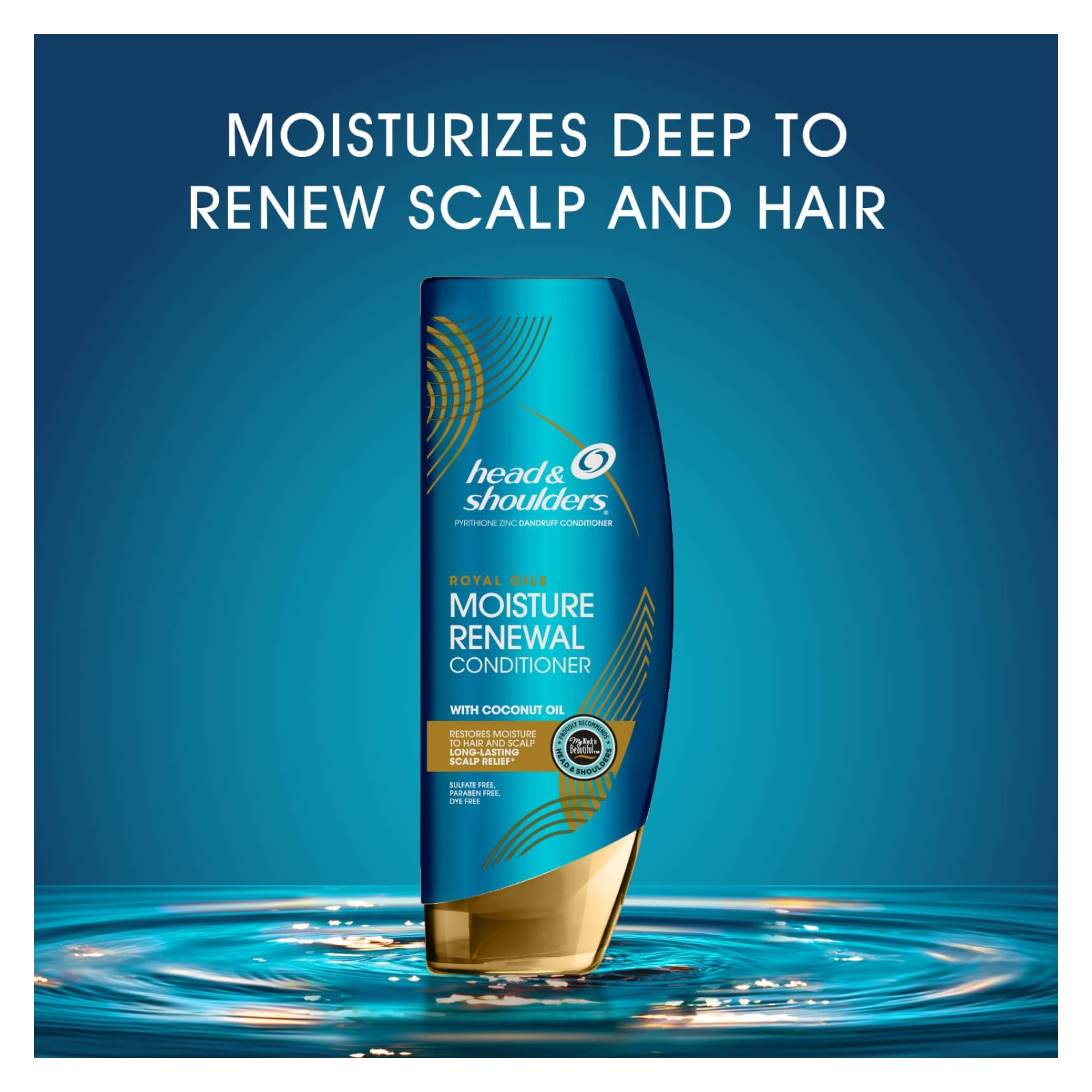 Royal Oils Moisture Renewal Conditioner