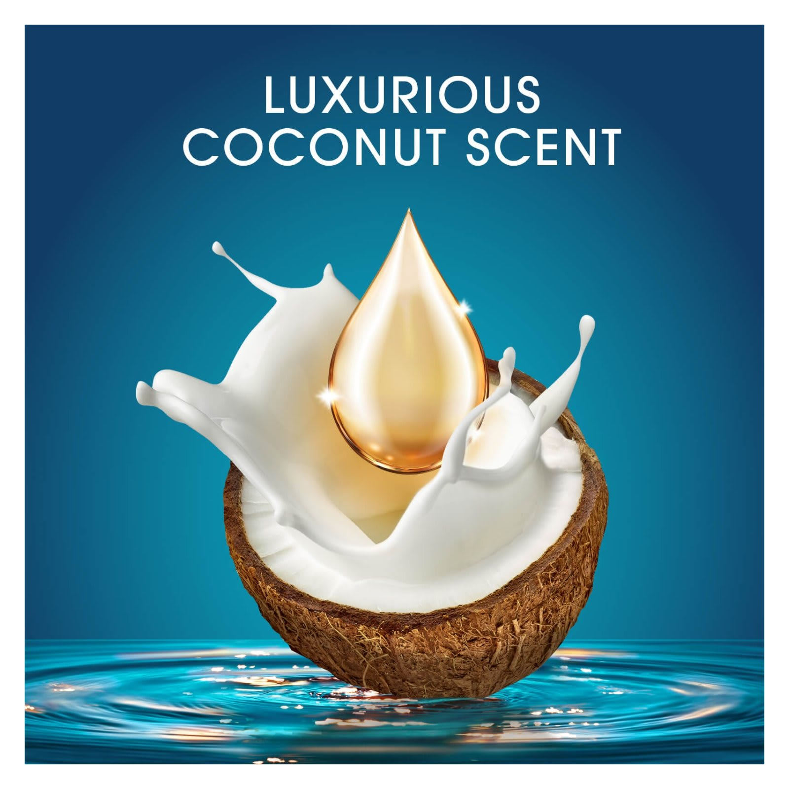 Luxurious Coconut Scent