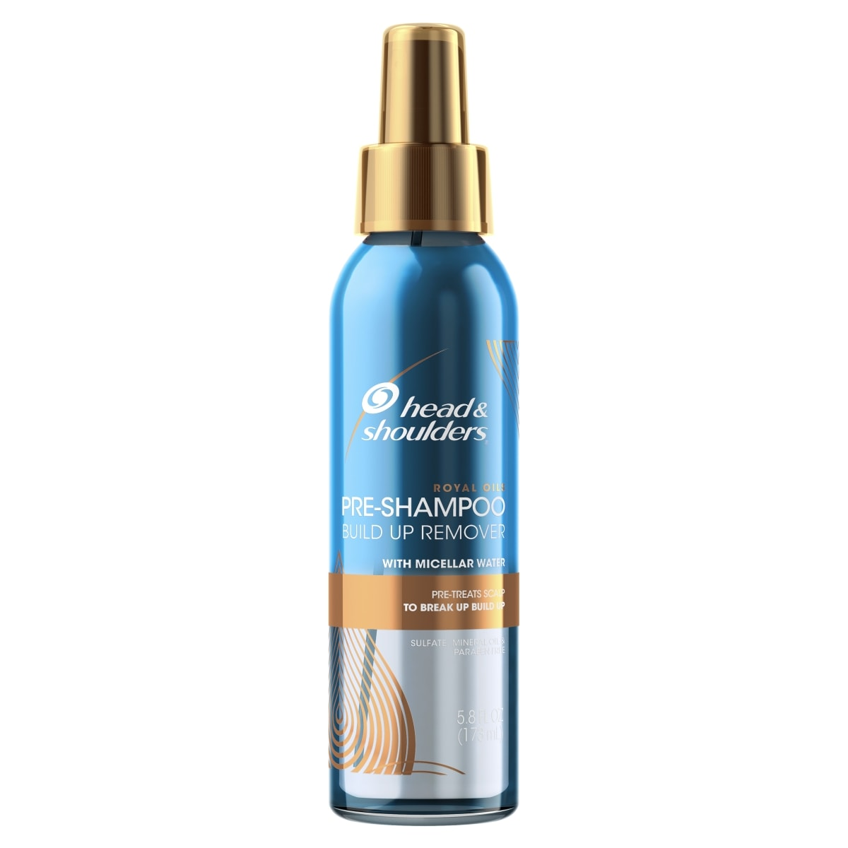 Head & Shoulders Royal Oils Pre-Shampoo Build Up Remover