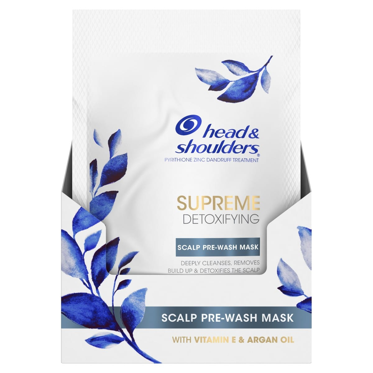 Head and Shoulders Detoxifying Scalp Pre-Wash Mask
