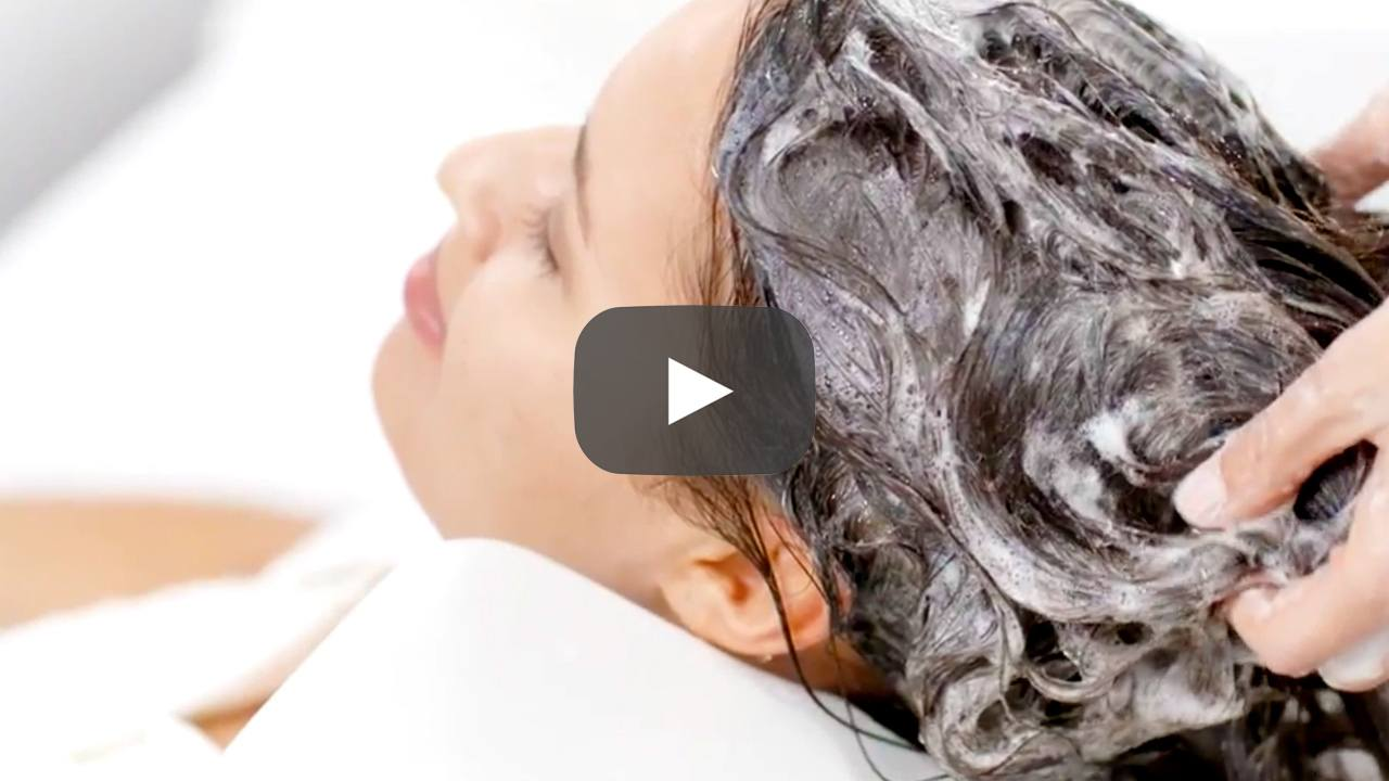 The Best Technique to Wash Your Hair