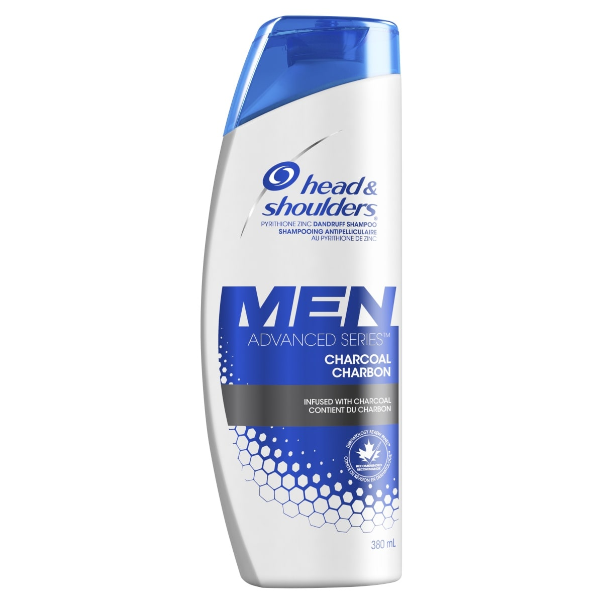 Men Advanced Charcoal Shampoo