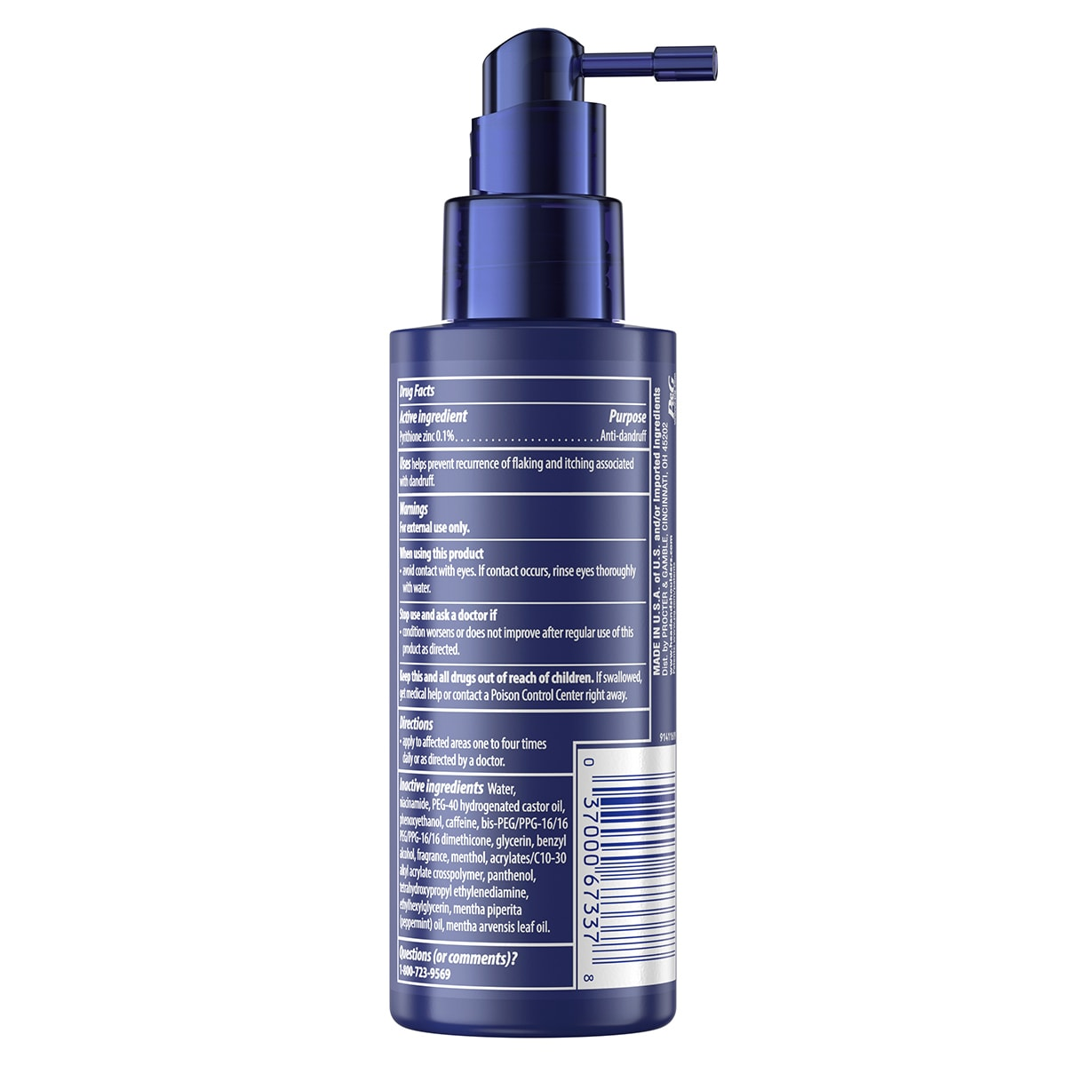 Head & Shoulders Clinical Itch Relief Scalp Mist