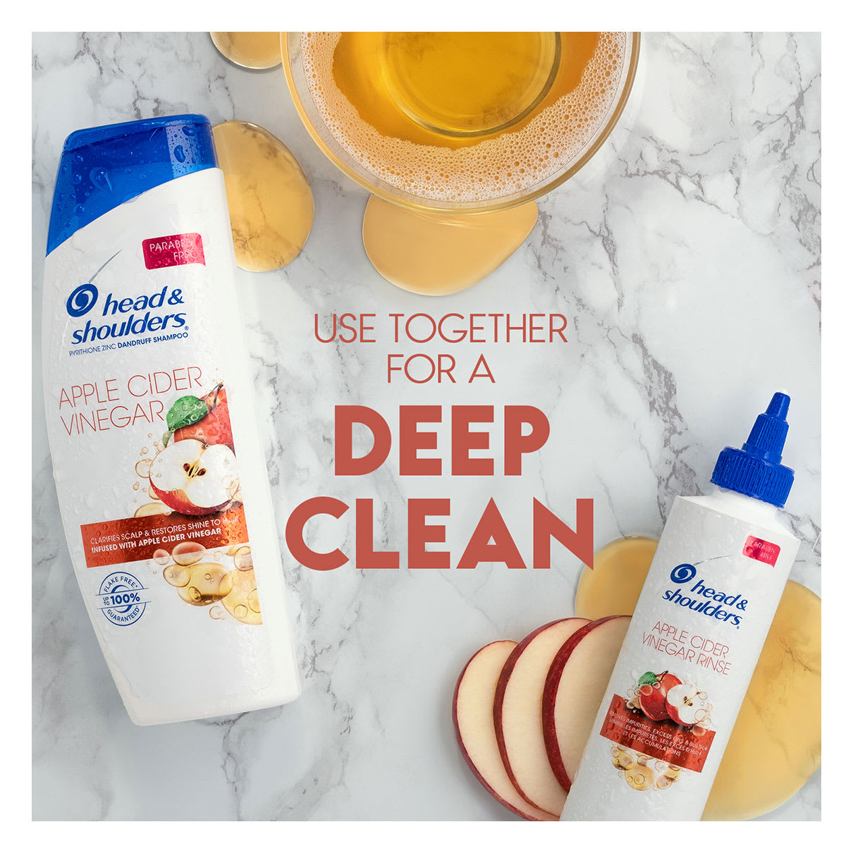 Head & Shoulders Apple Cider Vinegar 2in1