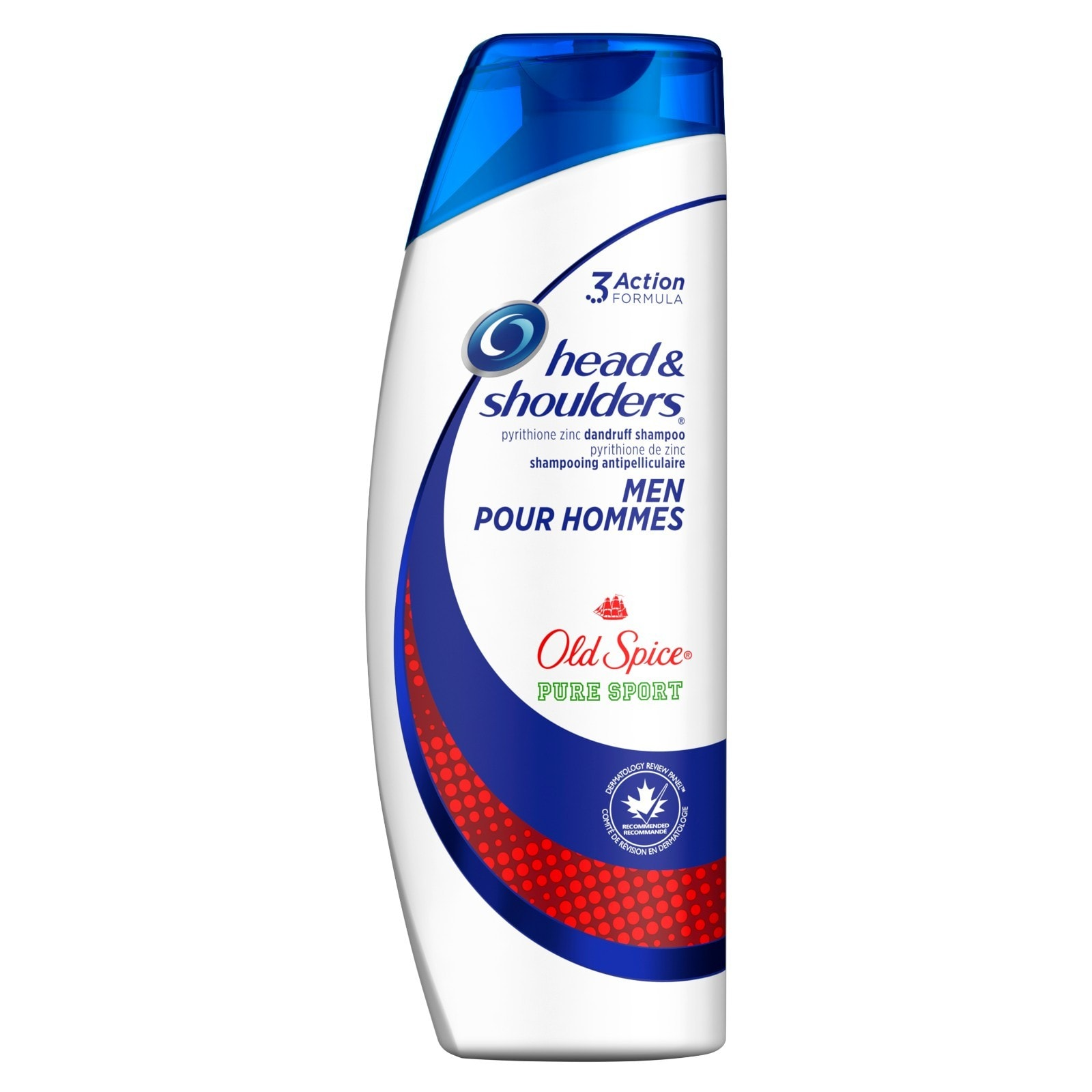 Shampooing Old Spice pour hommes