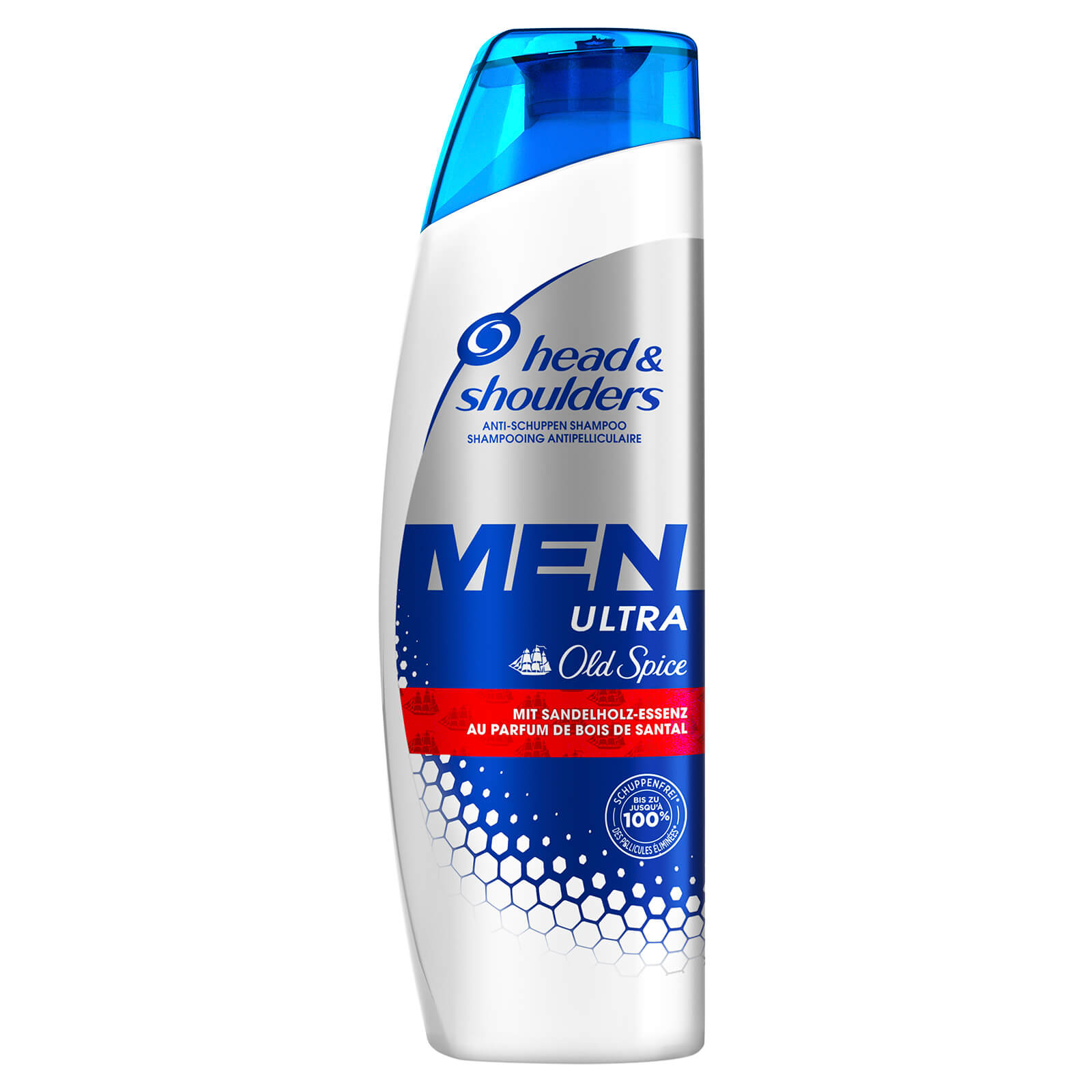 Men Ultra Old Spice Shampoo
