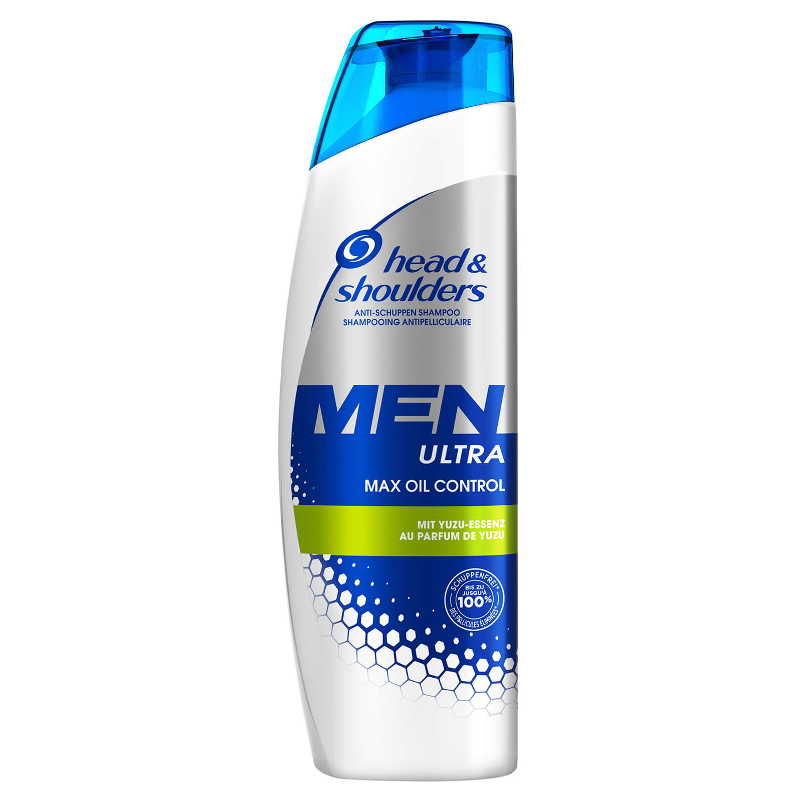Men Ultra Max Oil Control Shampoo