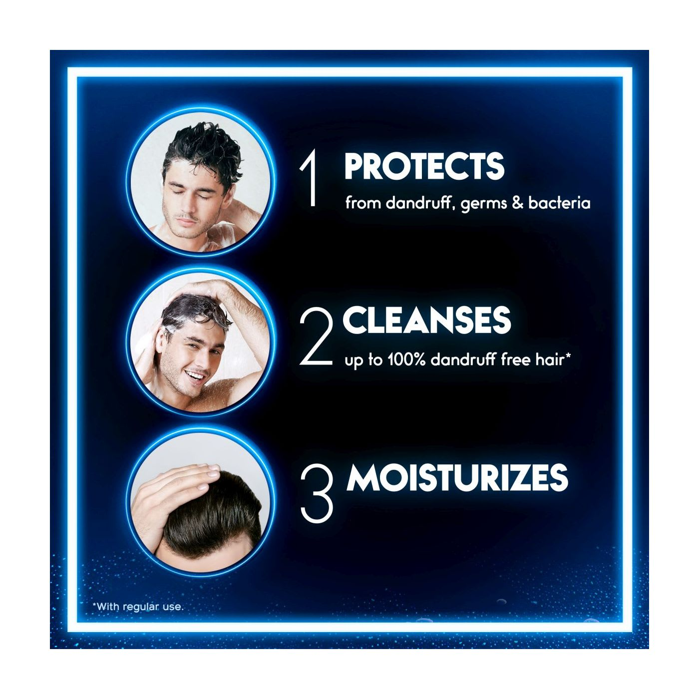 DAILYPROTECTIONshampoo400mlG5HSClassicClean400mlSI05