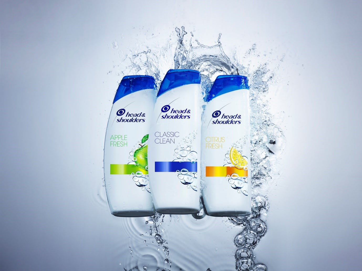 Head and Shoulders Shampooing France