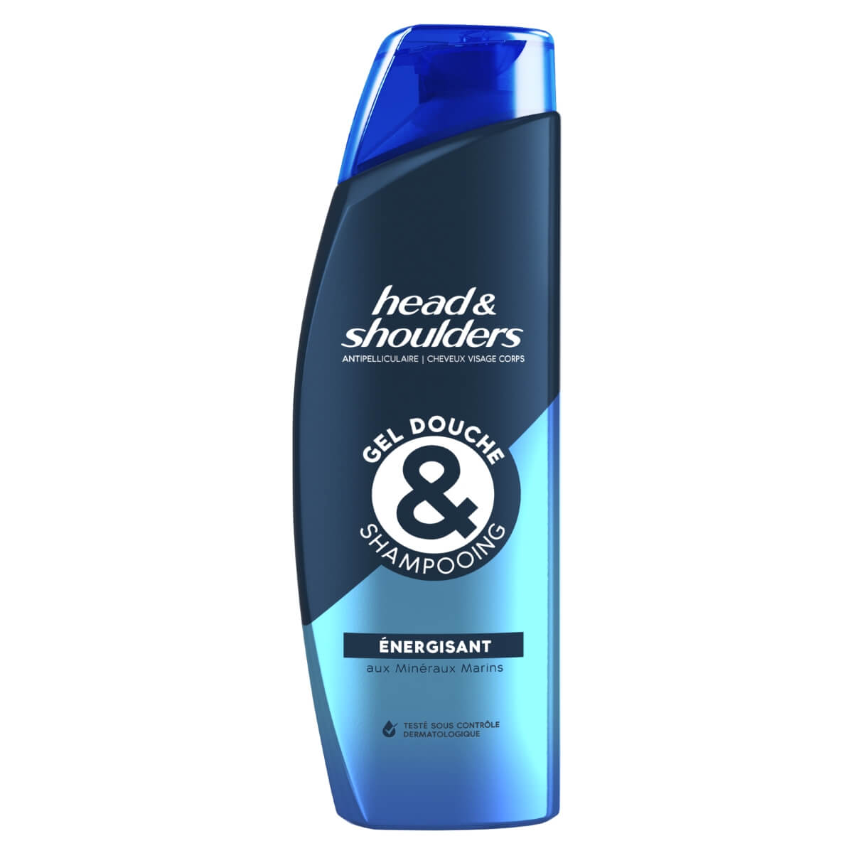 Head & Shoulders Energisant, Gel douche et shampoing