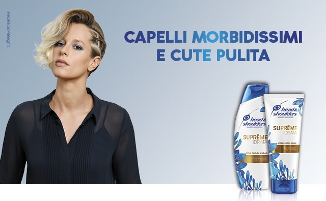 Head & Shoulders Pellegrini Supreme