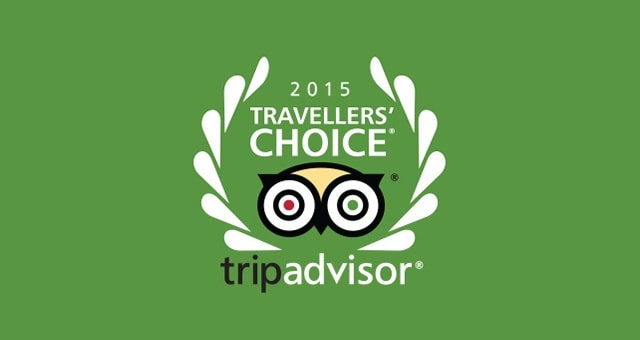 HEAD & SHOULDERS INSIGNITO DEL TRIPADVISOR 2015 TRAVELERS' CHOICE AWARD