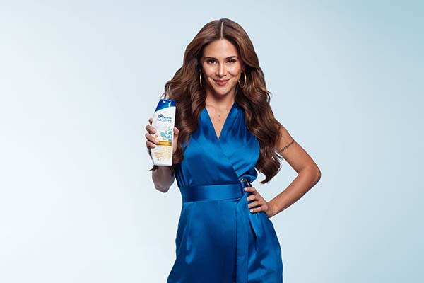 Greeicy Rendón y Head & Shoulders se unen