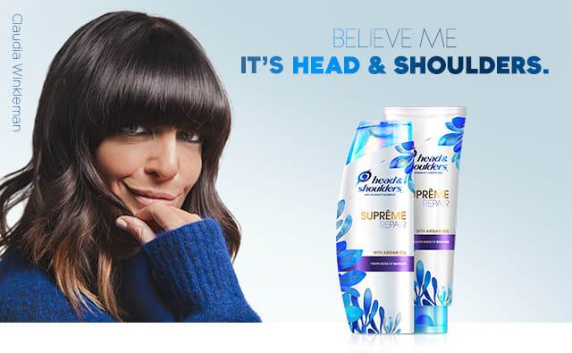 Claudia Winkleman talks hair and hype songs in our interview