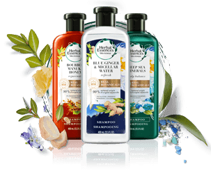 Herbal Essences Natural Shampoo