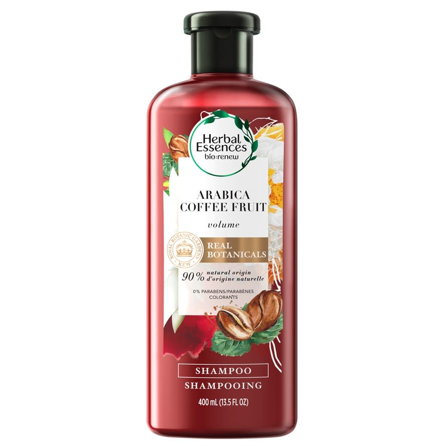 Herbal Essences Arabica Coffee Fruit Shampoo Volume