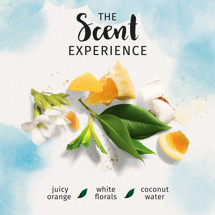 Herbal Essences Argan Oil Mask scent experience