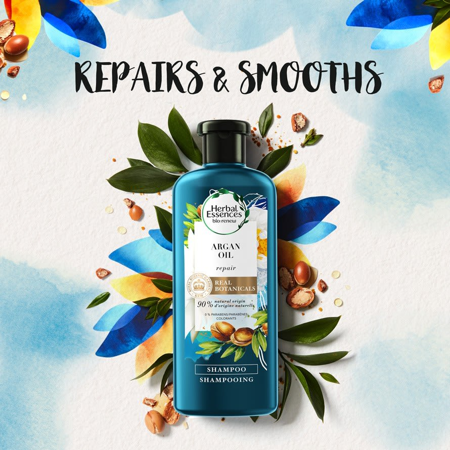 Herbal Essences Repairs & Smooths