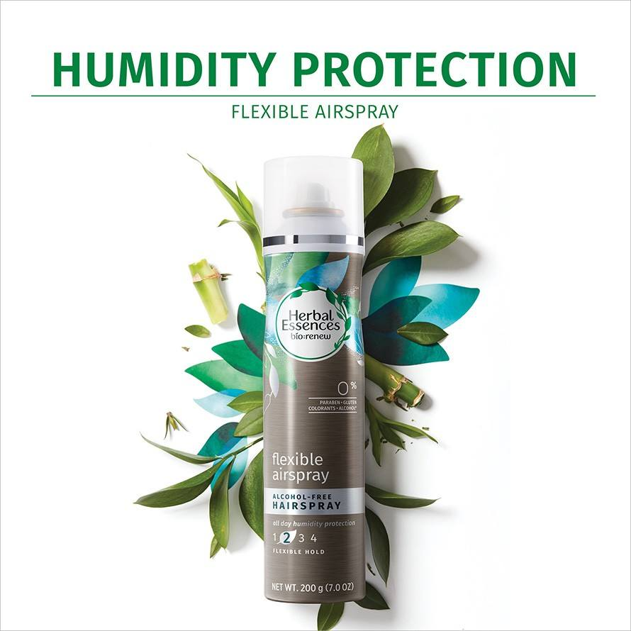 Herbal Essences Humidity Protection